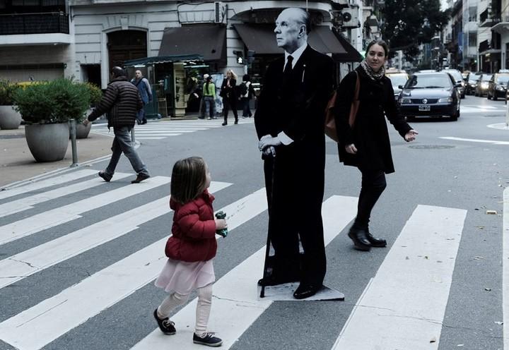 Redacción estratégica: Borges en las 5 esquinas